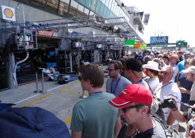 Pitlane 2 - 24H Le Mans - Flexotels