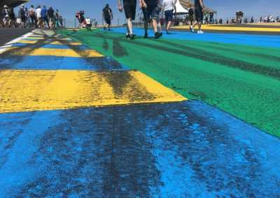 24h Le Mans race circuit